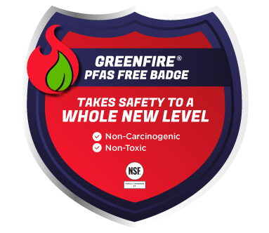 Greenfire PFAS Free Badge