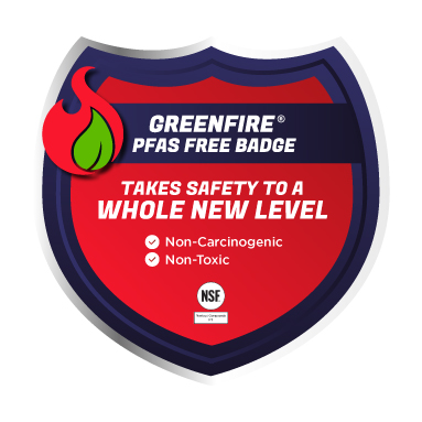 GreenFire PFAS Free Badge