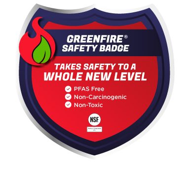GreenFire Safety Badge